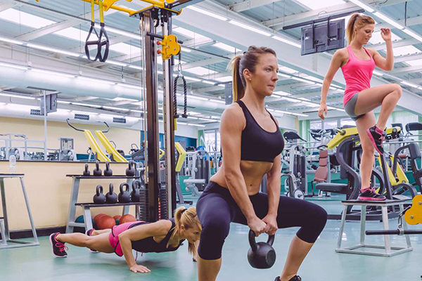Fitness and Gym clubs in Waterford