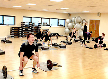 Kingfisher Gym Waterford Waterford